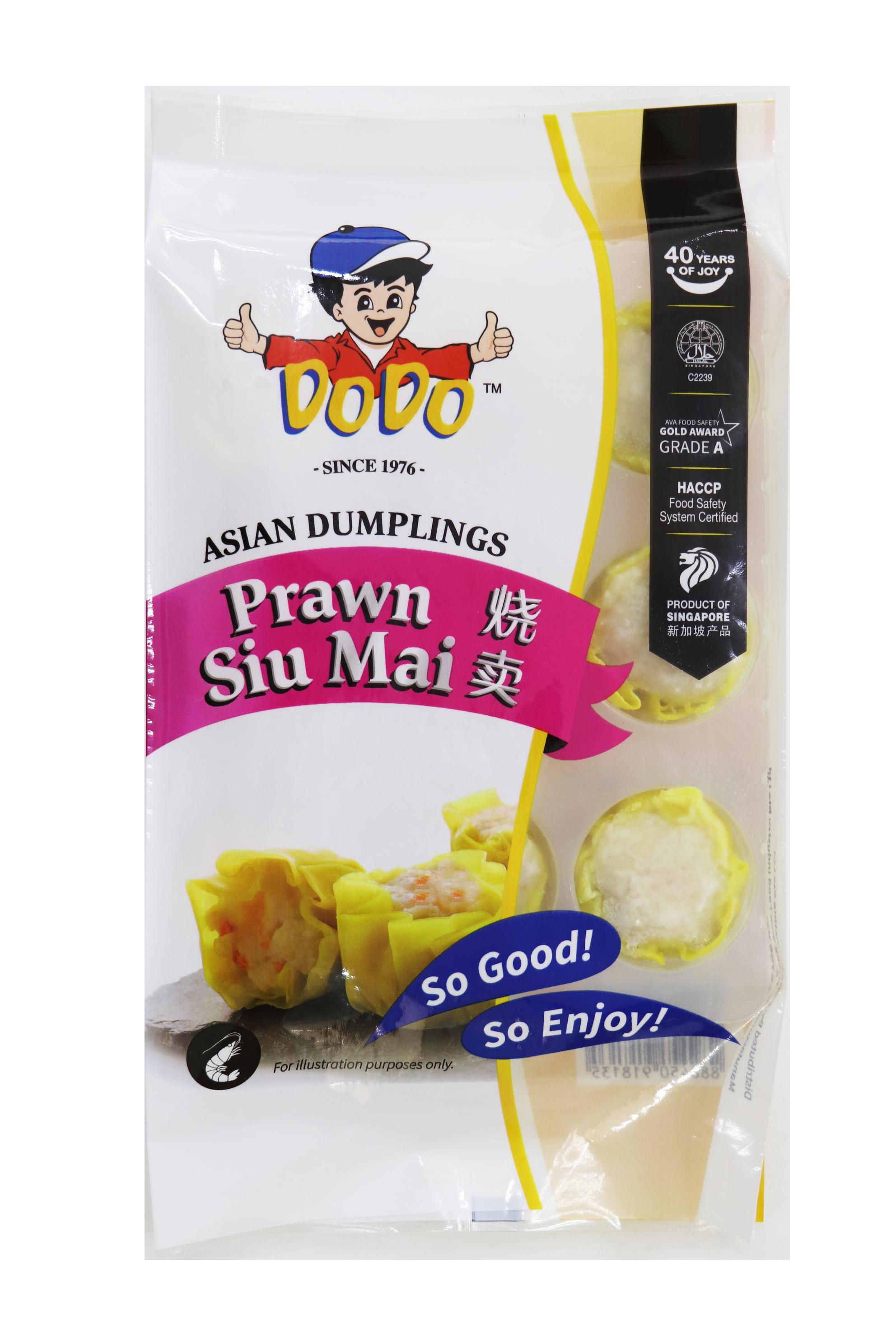 Asian Dumplings Prawn Siu Mai 180gm